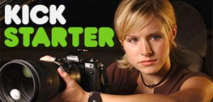 Kristin Bell and Rob Thomas took to Kickstarter in early 2013 to crowd-fund a possible Veronica Mars movie.